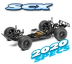 XRAY SCX - 21WD 1/10 ELECTRIC SHORT COURSE TRUCK (#320300)