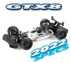 XRAY GTX8´22 - 1/8 Luxury Nitro On-Road GT Car (#350503)