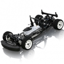 Velox V10 AWS 1:10 Scale Tourenwagen - Black Edition (#400011B)