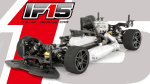 IF15 1/10 GP TOURING CHASSIS KIT (# CM-00004)