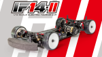 IF14-Ⅱ 1/10 EP TOURING CHASSIS KIT (Aluminum Chassis Edition) (# CM-00007)