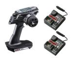 MX-6 DRY 2x RX-391W(waterproof Empf