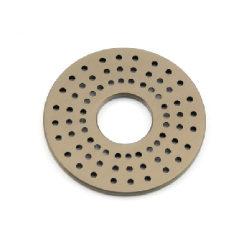 "Brake disc ""hardcoated"" (1) (#601102)"