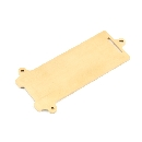 Brass battery tray EC 2012 (#512311)